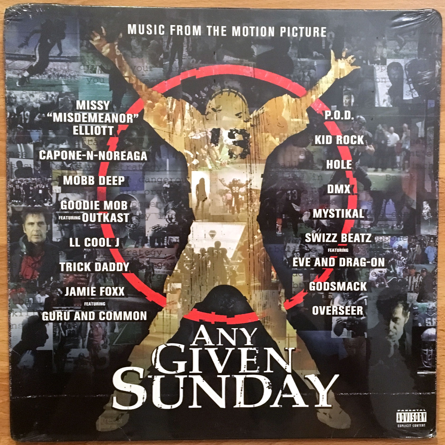 Assorted (Soundtrack) Any Given Sunday