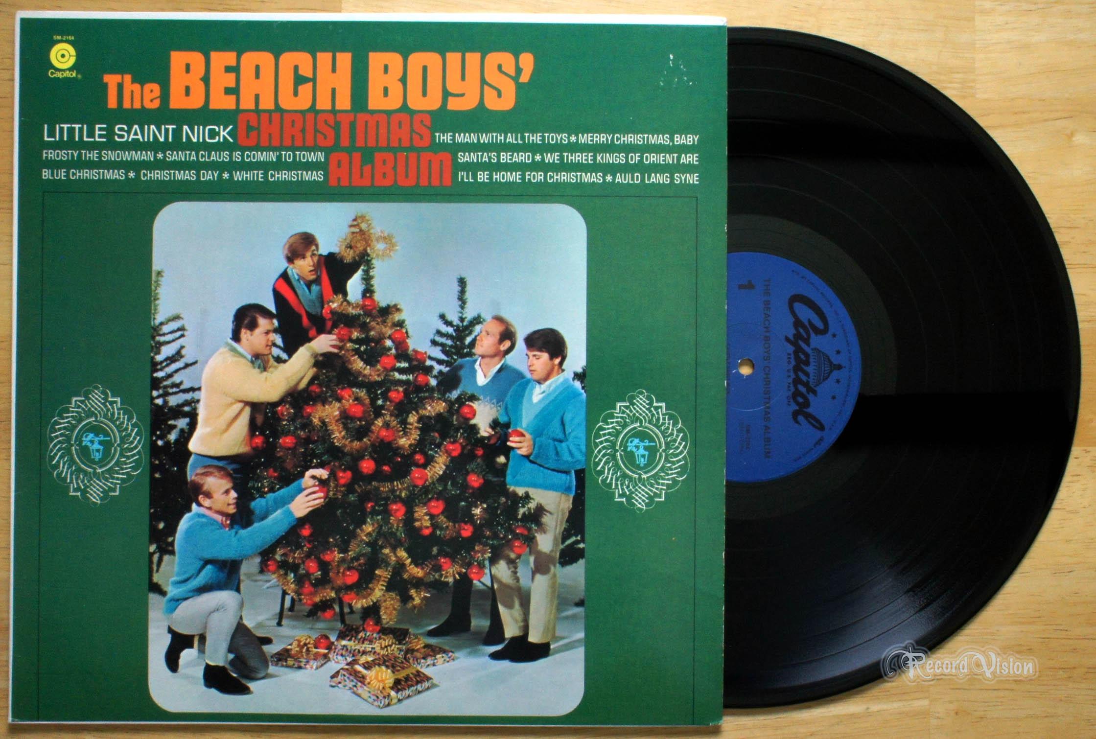 Beach Boys - Christmas Album (1964) [NM/EX]