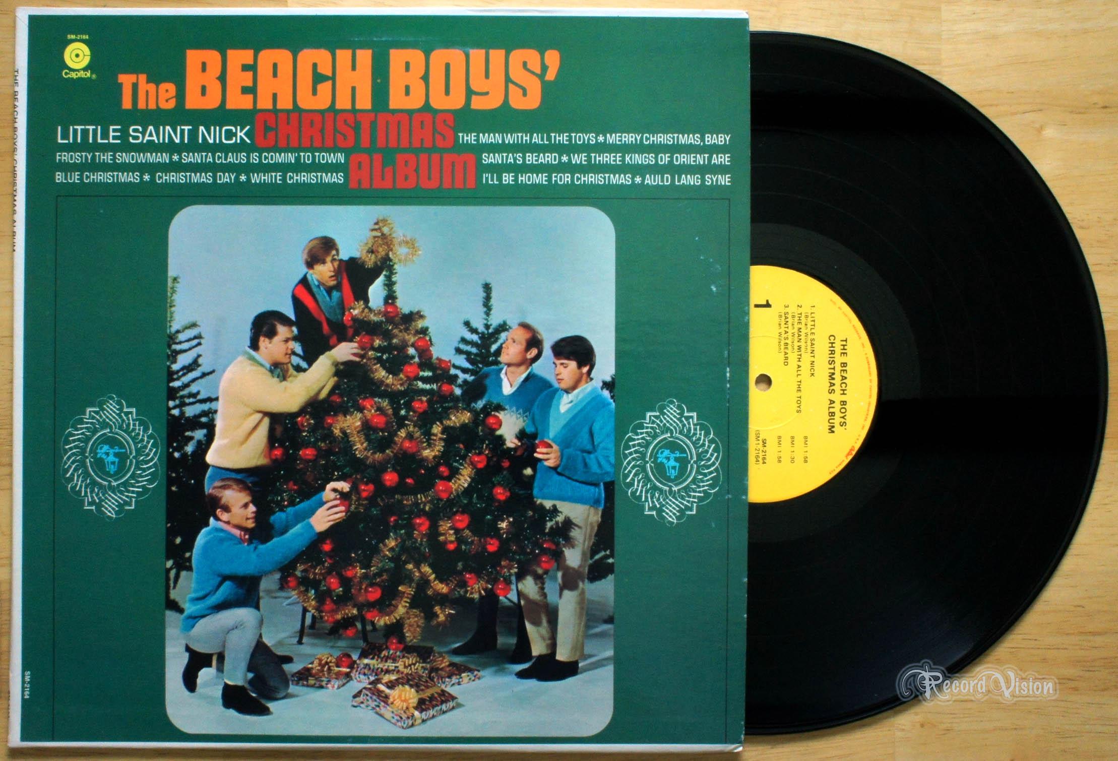 Beach Boys - Christmas Album (1964) [NM/NM]