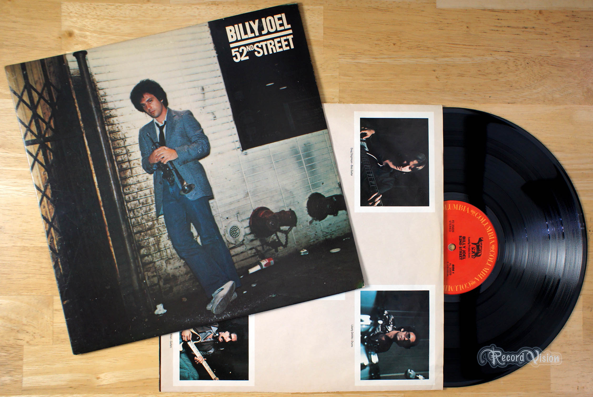 Billy Joel - 52nd Street Vinyl