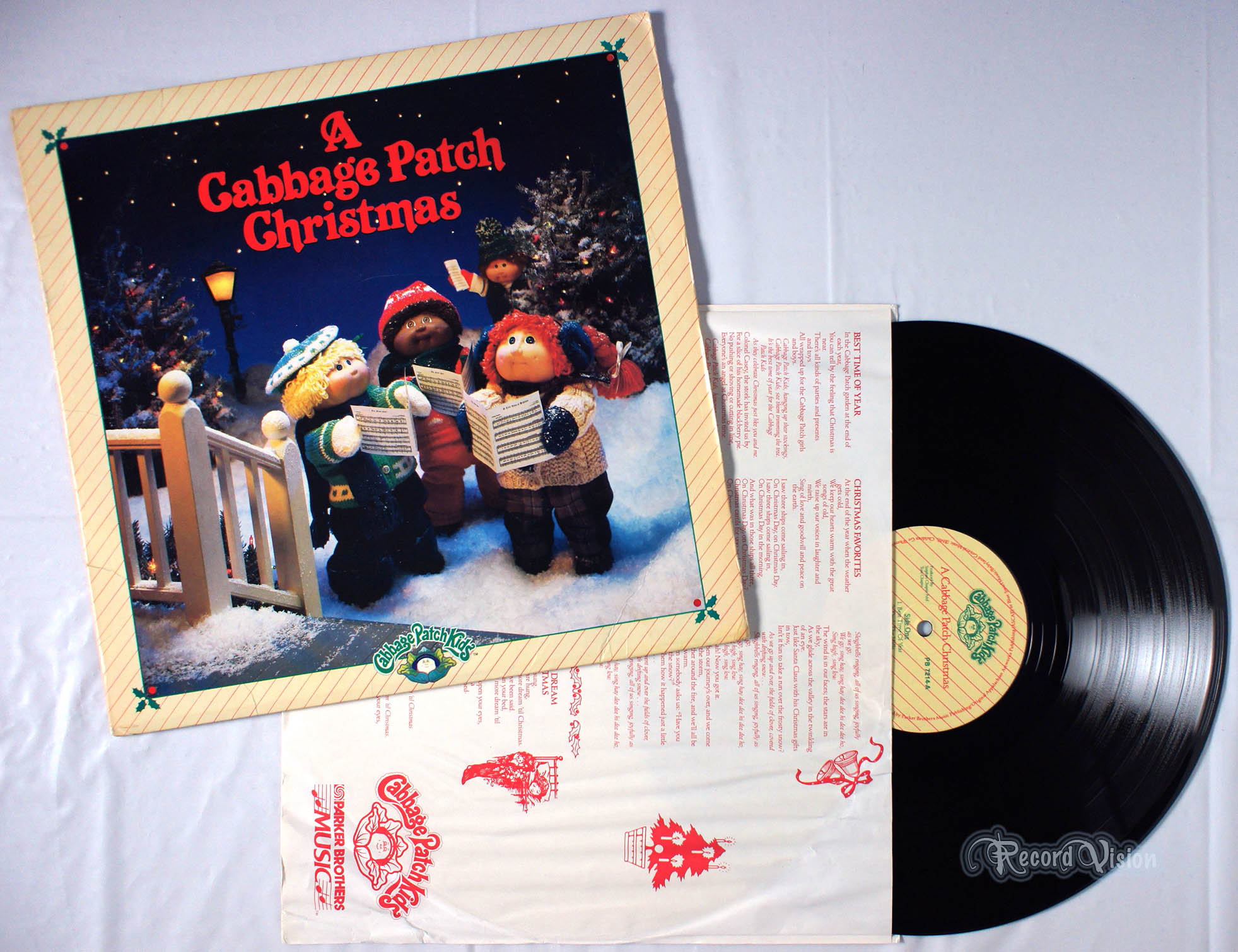 Cabbage Patch Kids Records, LPs, Vinyl and CDs - MusicStack