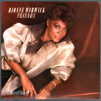 Dionne Warwick - Friends LP
