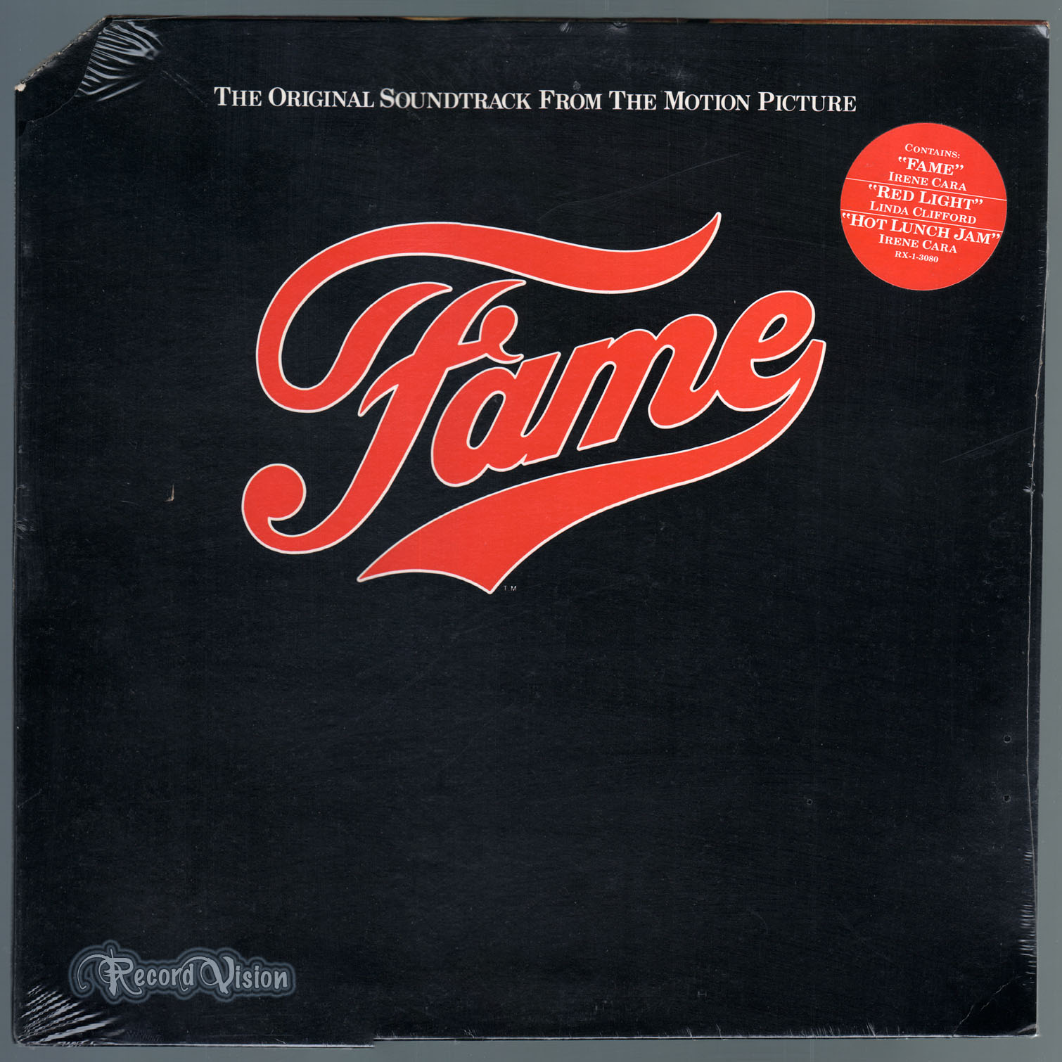 ASSORTED (IRENE CARA) - Fame - 33T