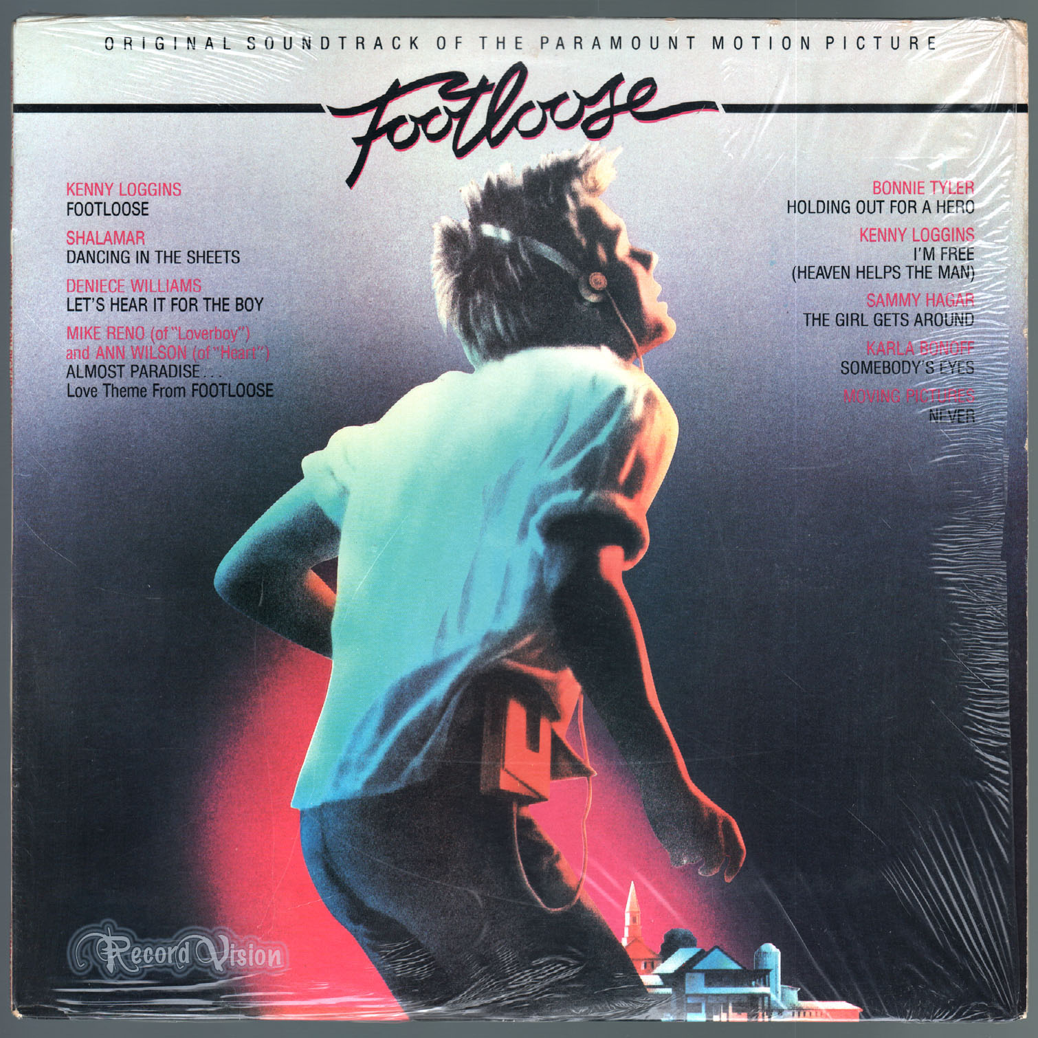 ASSORTED (BONNIE TYLER) - Footloose - 33T