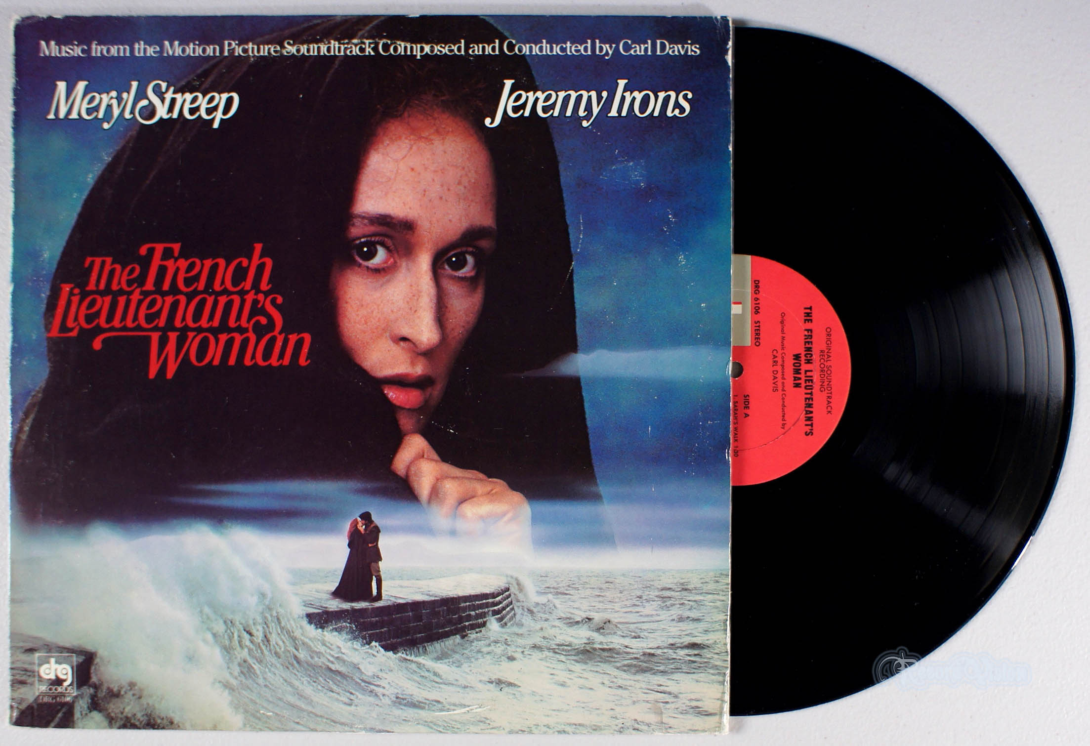 ASSORTED (SOUNDTRACK) - French Lieutenant's Woman - LP