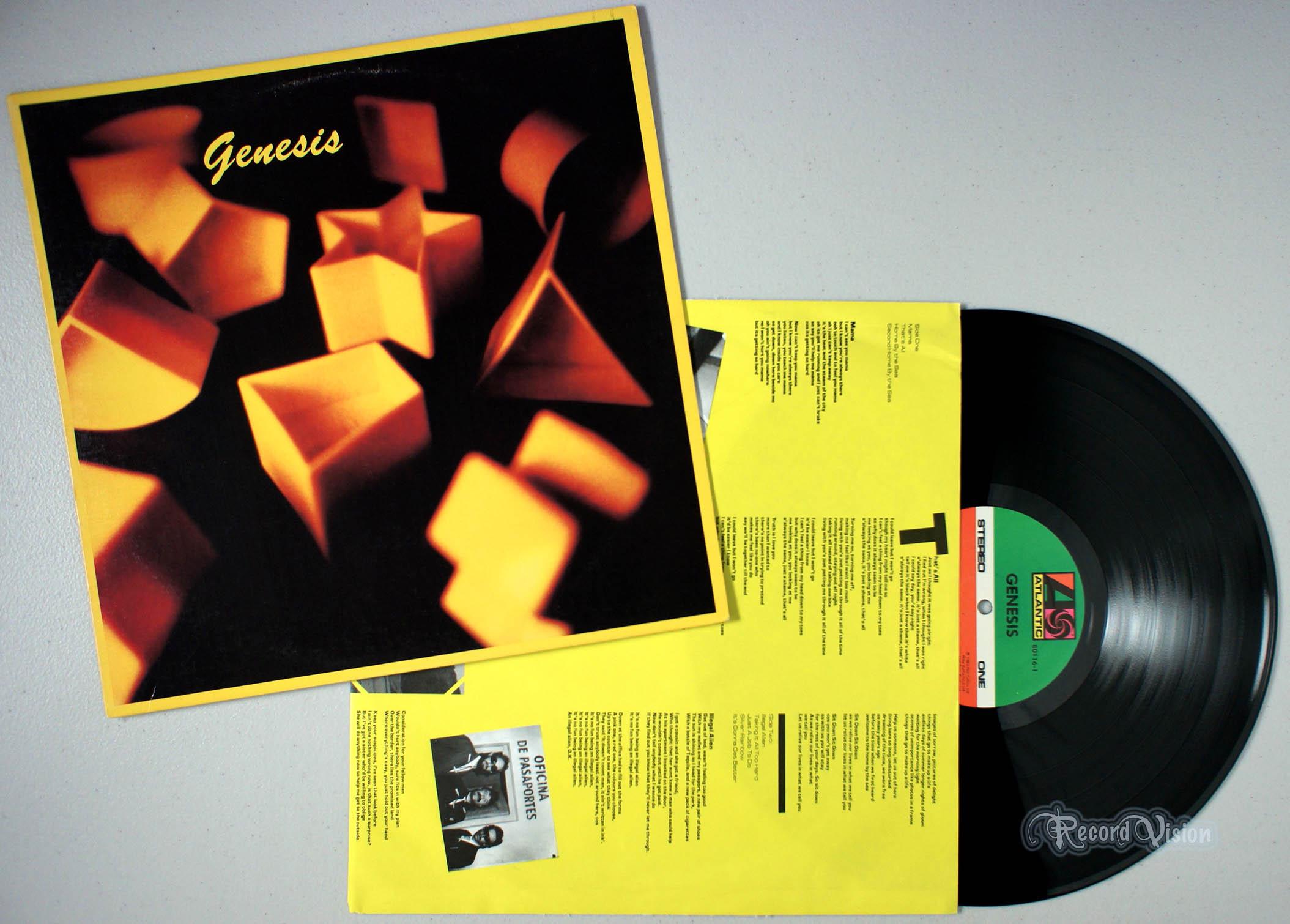 Genesis - Genesis EP