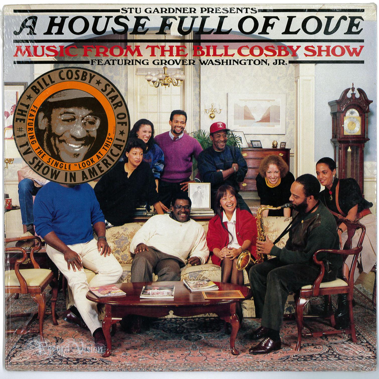 GROVER WASHINGTON, JR. - A House Full of Love - 33T