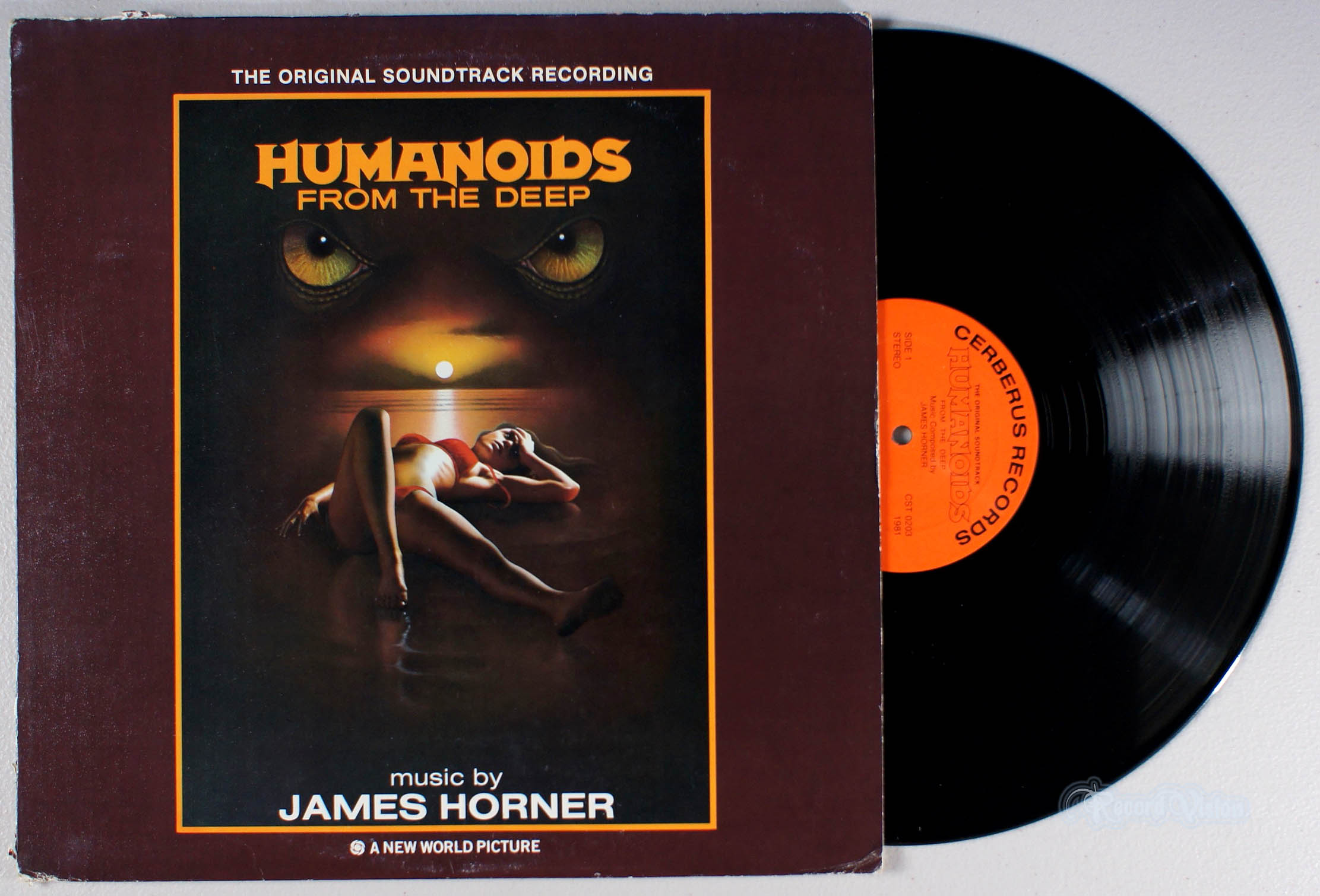 JAMES HORNER - Humanoids From the Deep - 33T