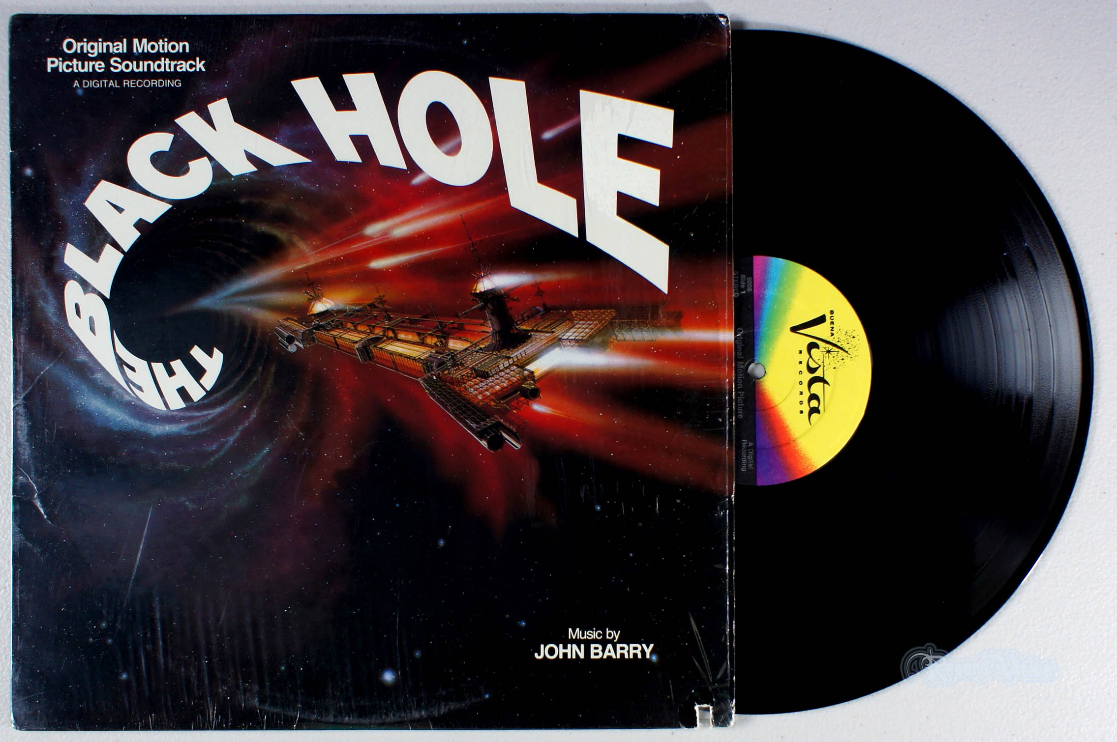 JOHN BARRY - The Black Hole - LP