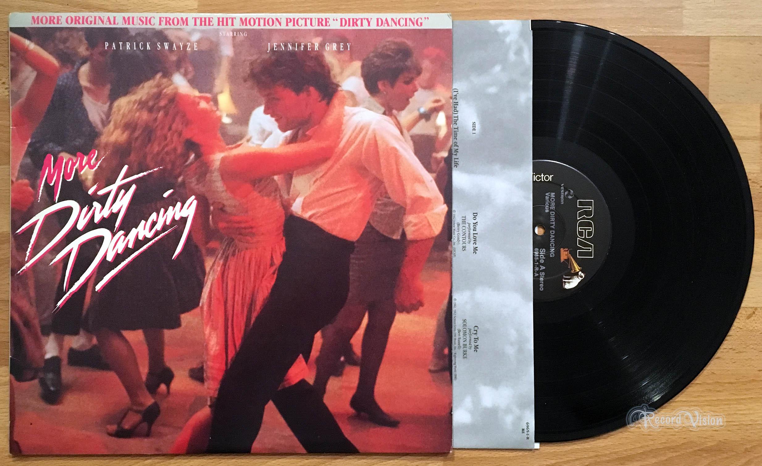 More Dirty Dancing (1988) Soundtrack [NM/NM]