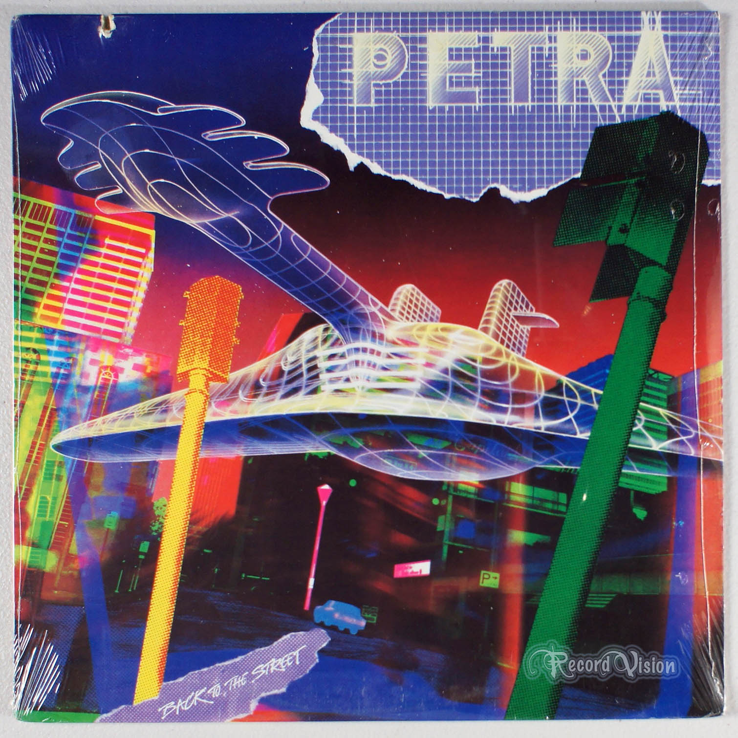 PETRA - Back to the Street - 33T