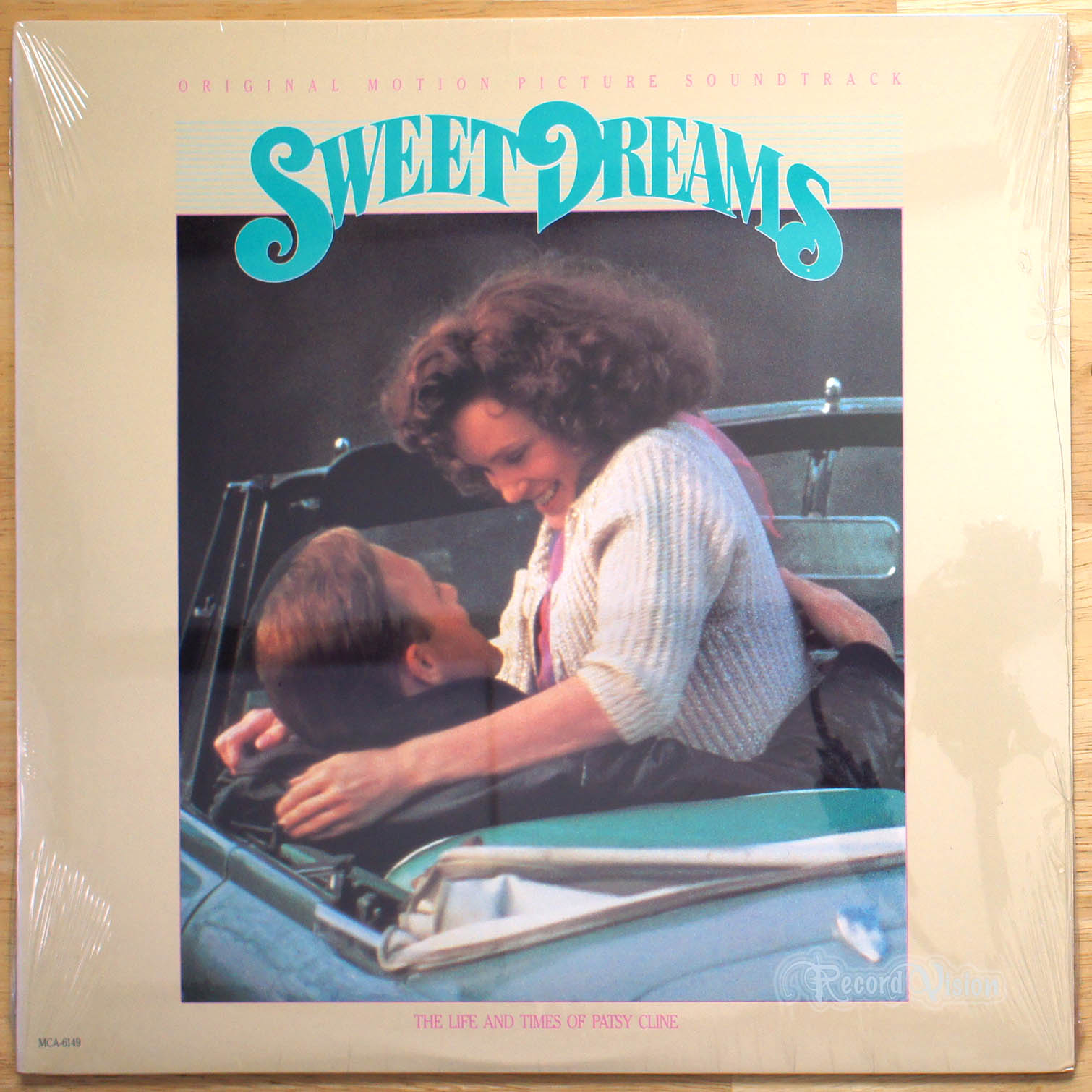 ASSORTED (PATSY CLINE) - Sweet Dreams - 33T