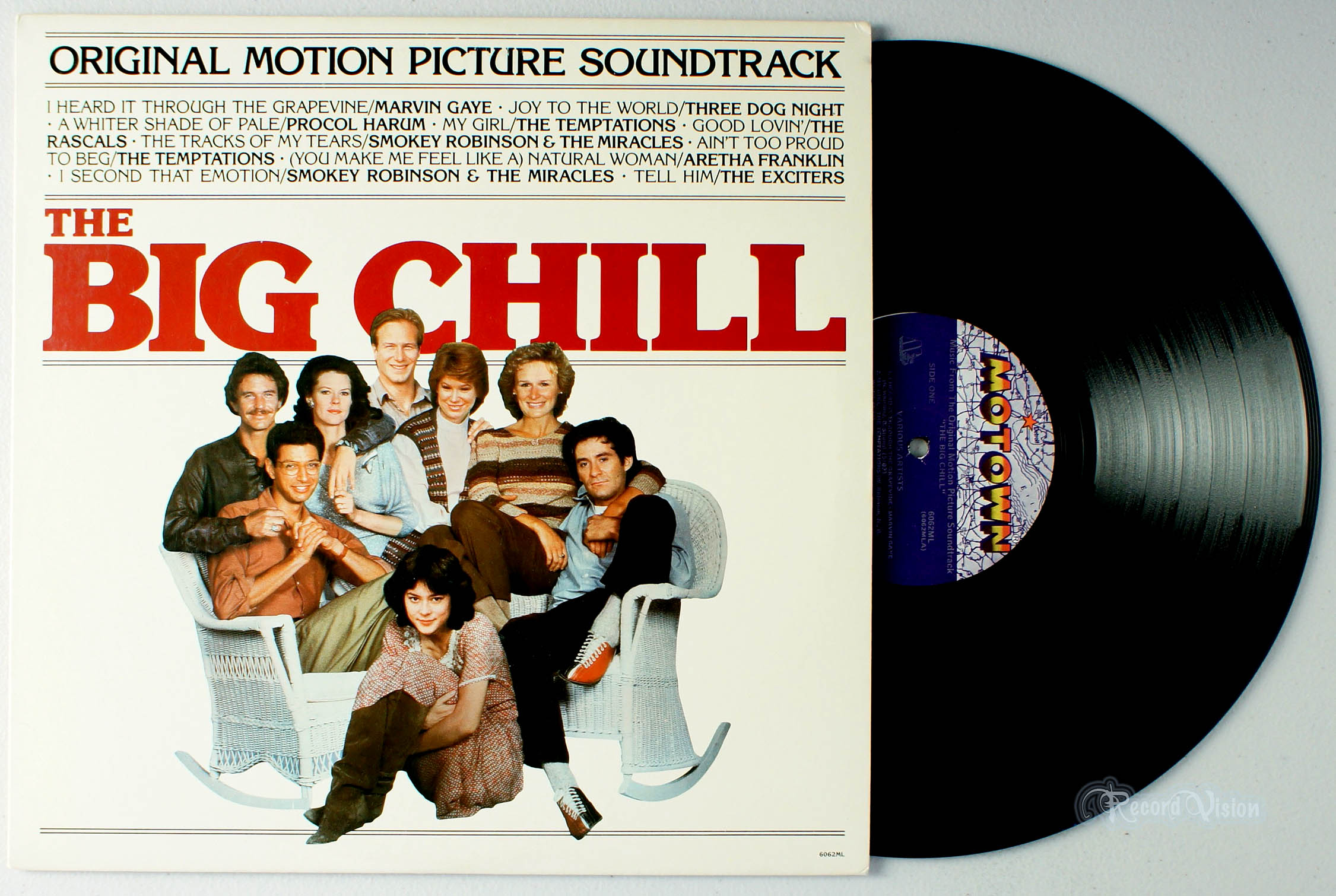 ASSORTED (ARETHA FRANKLIN) - The Big Chill - 33T
